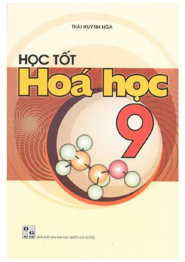 Học Tốt Hóa Học 9 – Thái Huỳnh Nga