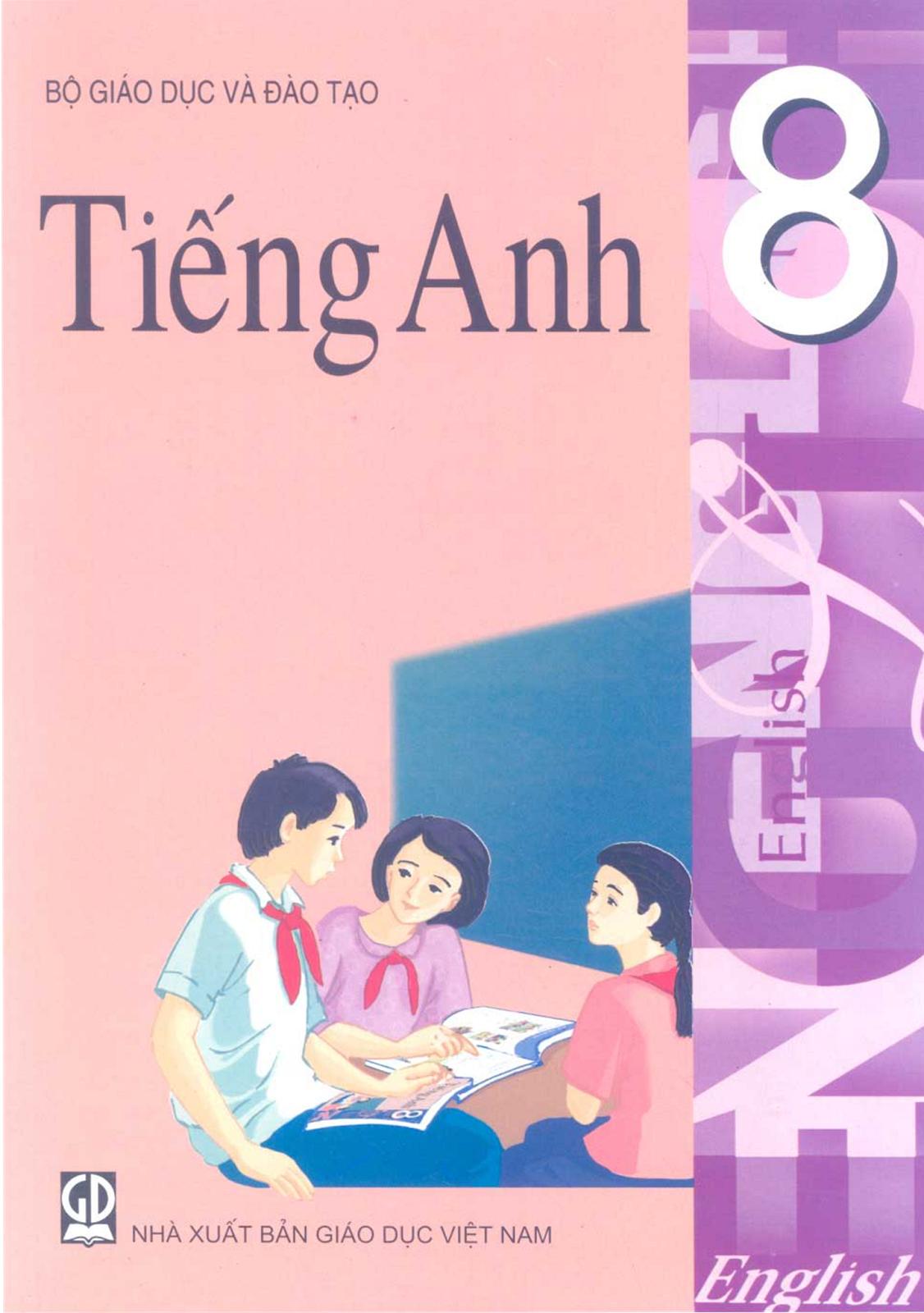 Sách giáo khoa Tiếng Anh 8
