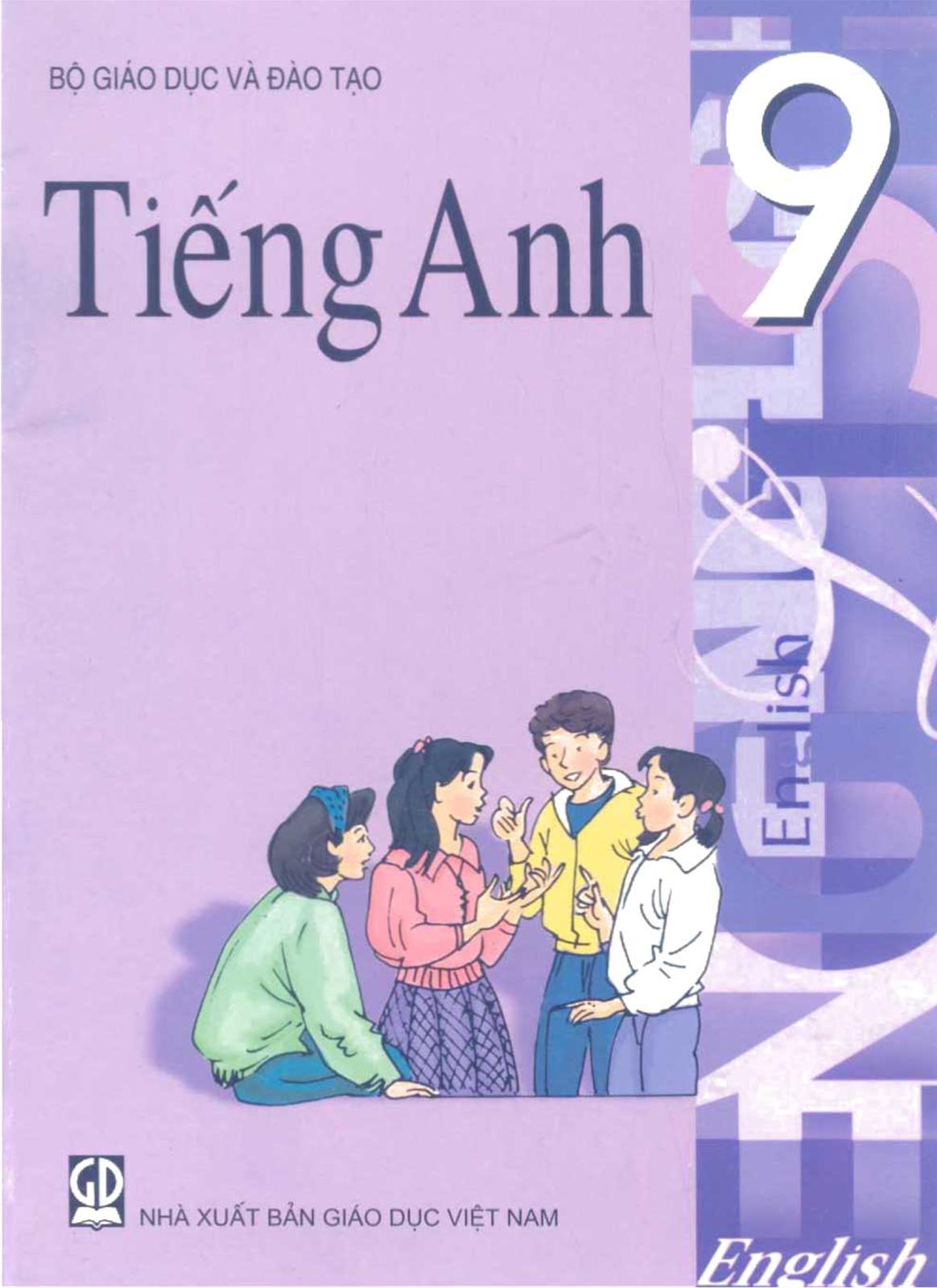 Sách giáo khoa Tiếng Anh 9