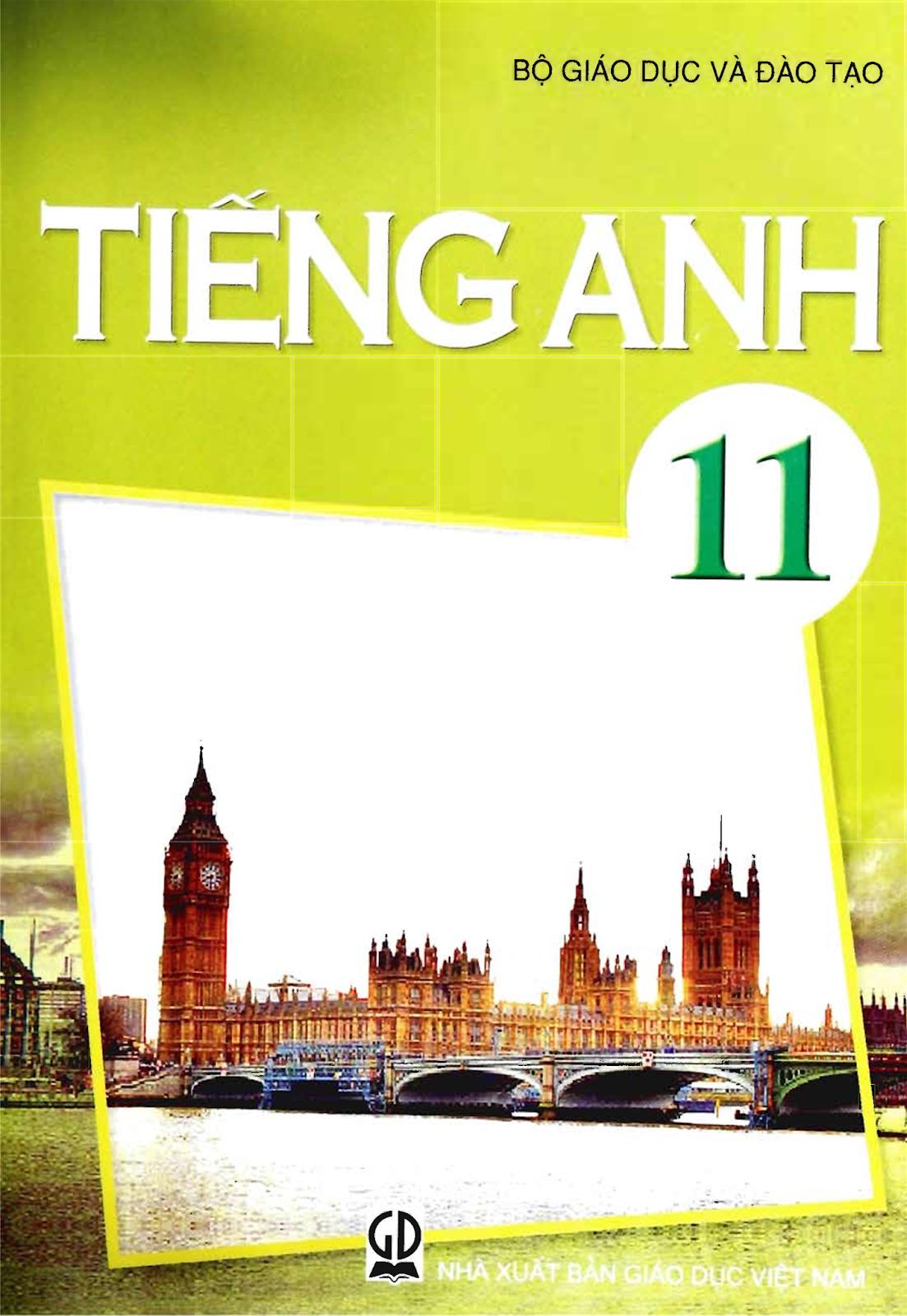Sách giáo khoa Tiếng Anh 11